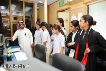 طالبات مدارس التعليم المتطور في السعودية يتعرفن على تطبيقات استخدام الطاقة الشمسية