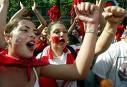 تظاهرة شعبية فى غزة للمطالبة بإنهاء الانقسام الداخلى