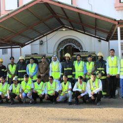 الكلية التقنية بنجران تشارك باليوم العالمي للتطوع