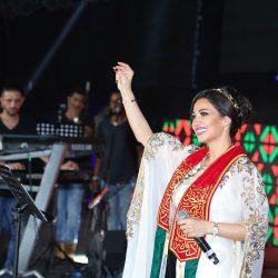 ديانا حداد تحتفل في اليوم الوطني للإمارات