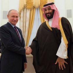 الأمير محمد بن سلمان ولي ولي العهد السعودي  في موسكو رحلة عمل وانجاز
