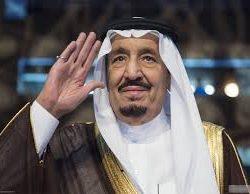 الملك سلمان يستقبل وزير الدفاع الصيني