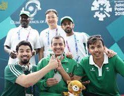 زيد الهزاع يتصدر الجولة الأولى من بطولة الأتوكروس السعودية