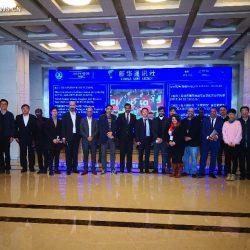 """ظام """"بيدو"""" الصيني: دقة تحديد المواقع أقل من ١٠ أمتار في المنطقة العربية"""
