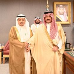 محاضرة عن السعوديةدولة الواجهة والمواجهة في نادي ابها الادبي للباجث محمد ناصر الاسمري