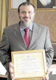 زياد الدريس سفير السعودية في اليونسكو سفير  سلام بامتياز