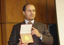 جائزة منظمة الأمم المتحدة الكبرى وايبو للمخترع اليمني الدكتور خالد نشوان