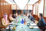 السعودية ملتزمة بمبادرة السلام العربية بشأن القضية الفلسطينية