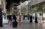 طريق مشاة بين الحرم النبوي ومسجد قباء