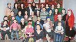 عائلة صينية من 6 قوميات مختلفة