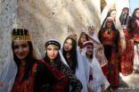 الاحتفال بيوم التراث الفلسطيني في نابلس