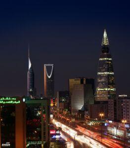 الرياض ليلا