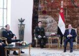 الصين ومصر تعززان التعاون الدفاعي
