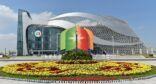 افتتاح حديقة النحت الصينية العربية في شمال غربي الصين