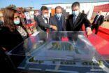 الصين ولبنان يطلقان أعمال تشييد مبنى المعهد الوطني العالي للموسيقى بشمال بيروت