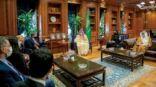 مباحثات سعودية امريكية لتطوير العلاقات
