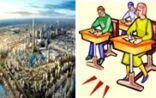 مدينة الملك عبدالله الاقتصادية توقيع مذكرة إقامة مدينة كادر للتدريب للمشروعات القادمة