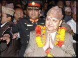 برلمان نيبال يلغي النظام الملكي