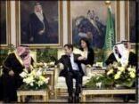 نفط وسلاح وبرامج نووية في زيارة ساركوزي للرياض