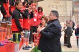 مصر تفوز بأول كأس اقليمى لكرة القدم النسائية
