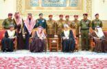سلطان عمان يزور السعودية والملك سلمان يستقبله في نيوم