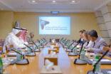 مجلس الغرف السعودية و مسئول أوروبي بحثا أوجه التعاون لدعم التنوع الاقتصادي وجذب الاستثمارات