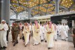 امير المدينة فيصل بن سلمان قال الملك سيستقل القطار من المدينة لمكة