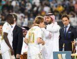 القطاع الرياضي السعودي  محط أنظار العالم