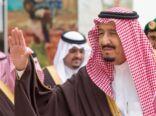 العاهل السعودي يعيد هيكلة امارات مناطق وقيادات القوات المسلحة ويعين نائبة وزير
