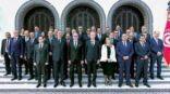 تشكيل الحكومة التونسية الجديدة وبها 9 وزيرات