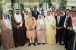 وزير المالية الهندي يستعرض الفرص الاستثمارية م رجال اعمال سعوديين