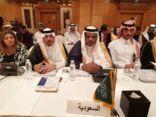 مجلس الغرف السعودية يشارك في اجتماعات الدورة (129) لمجلس اتحاد الغرف العربية بمسقط