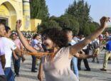 مسلمو الايغور في الصين يحتفلون بعيد الاضحى