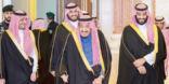 خادم الحرمين الشريفين يطلق 4 مشاريع نوعية كبرى في مدينة الرياض