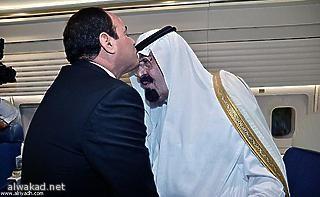 قبلة حر على جبين عضيد سند